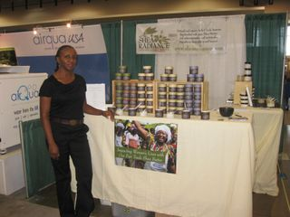 Green Festival Funmi Display