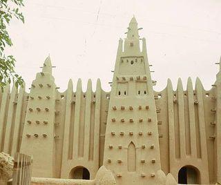Mali_mosque
